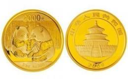 2008年一公斤熊猫金币受到藏家的一致好评,不火也是难事