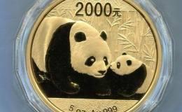 2011年一公斤熊猫金币升值空间可观,要看清市场价格谨慎投资