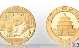 2012年一公斤熊貓金幣近期發展行情可觀,是收藏愛好者不可或缺的