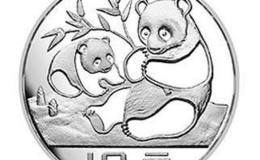 1983年熊猫1盎司银币制作精美,让世界造币届眼前一亮