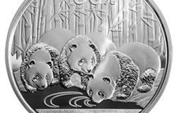 2006年熊猫5盎司银币成为市场新宠儿,价格上涨已成必然