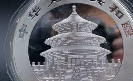 2009年熊猫5盎司银币价格稳定,看好时机出手能够赚取不菲的利润