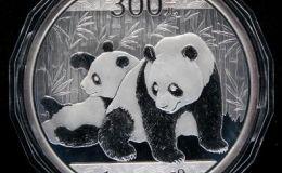 2010年1公斤熊猫银币价值不断上涨,现在投资是最好时期