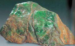 翡翠原石是怎么形成的 翡翠原石形成原理