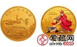 2004年悟空拜師彩色金幣具有多重價值,是最具有收藏潛力的紀念幣