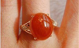 红翡翠戒指应该怎样保养清洗