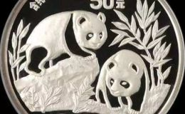 2007年熊猫5盎司银币价格波动大,收藏要看好市场行情