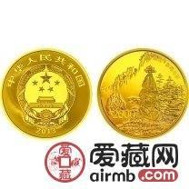 黄山5盎司金币做工精致,未来升值潜力值得期待