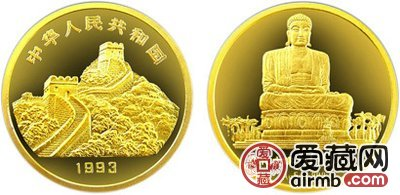 云冈5盎司金币艺术价值高,值得收藏投资