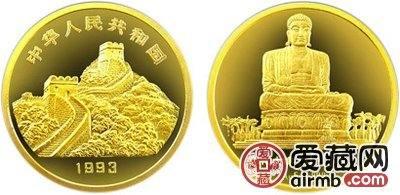 云冈5盎司金币艺术价值高,值得激情电影投资