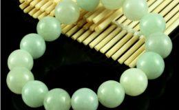 怎么挑选满意的翡翠串珠手链 完整度是首要