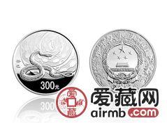 2013年蛇年公斤銀幣收藏價值大,投資價值同樣高
