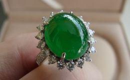 翡翠戒指实用的五个保养和清洗方法