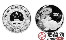 2011年兔年公斤银币市场表现亮眼,是生肖币的代表之一