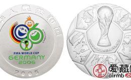 德國世界杯1公斤銀幣受到眾人喜愛,未來升值空間巨大