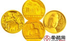 云冈石窟金银套币题材出彩,后市潜力不可估量