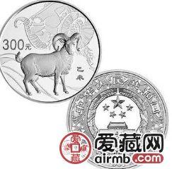 2003羊年一公斤银币价值还未到顶峰,可以入手收藏