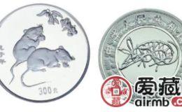 2008鼠年一公斤銀幣被市場看好,是生肖幣中的精品