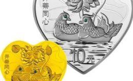2015年吉祥文化金银币套装发行量适中,未来价格将稳步上涨