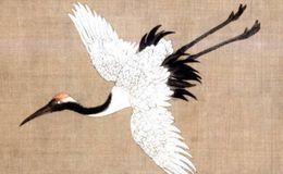 翡翠雕刻仙鹤有什么美好寓意