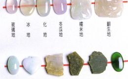 翡翠質地的分類有哪些 來看看有你不知道的嗎
