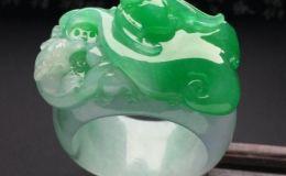 清代翡翠歷史:清代翡翠具有代表性的翡翠飾品