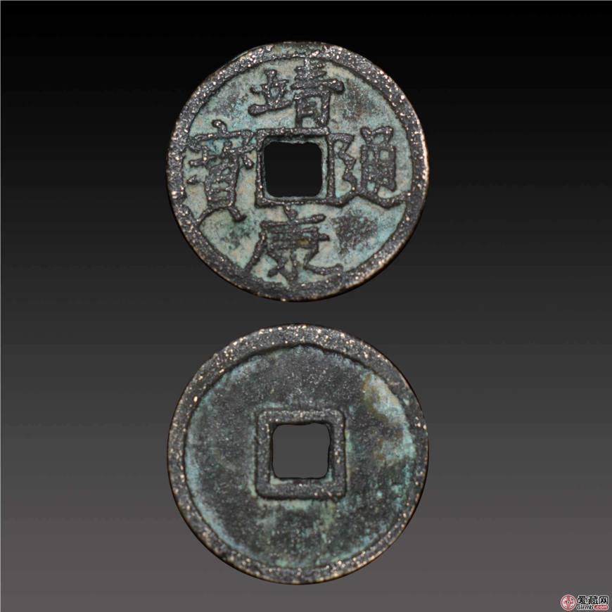 """鉴定古钱币只需要这""""四看"""" 学会了就是半个古币专家了!"""