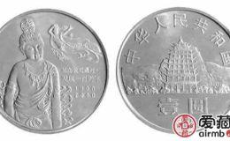 敦煌藏經洞發現100周年紀念幣市場價格穩定上升,適合長期投資