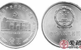 宪法颁布10周年纪念币要趁早收藏,以免错过最佳时机