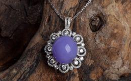 紫罗兰翡翠寓意是什么 紫罗兰翡翠象征意义
