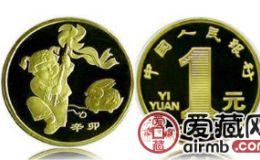 2011(兔)年贺岁纪念币处于价格上升期,建议长期收藏