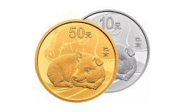 猪年金银币价格 猪年金银币多少钱一套