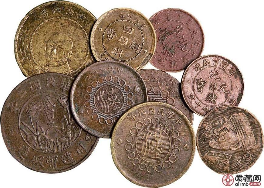 古钱币收藏有技巧 来看看专家提出的古钱币收藏建议!