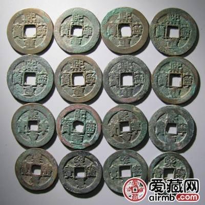 古銅錢銅銹嚴重不用擔心!只需這一招就能恢復如新!