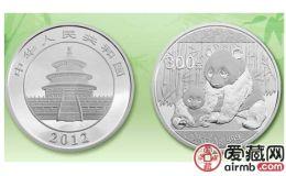 2012年熊猫银币价格多少 2012熊猫金银纪念币本月最新价格