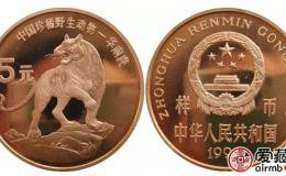 华南虎特种纪念币发行数量少,价值开始慢慢凸显