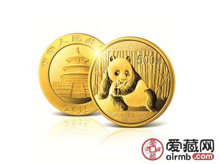 2015熊猫金币套装价格查询