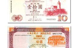 澳門雙錯鈔:紀念鈔中唯一的錯版鈔