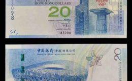 香港奥运纪念钞价格及特点详细介绍