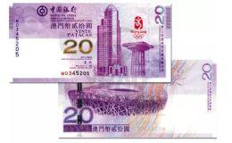 澳门奥运钞市场风险、收藏价值及防伪特点分析