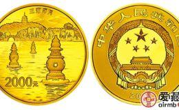 西湖5盎司金币成为市场热门题材,升值空间值得期待