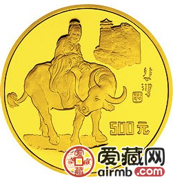 徐悲鸿5盎司金币仍处于沉淀过程,未来价值还需观望