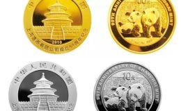 熊貓金銀幣套裝 2010版熊貓金銀紀念幣最新價格查詢