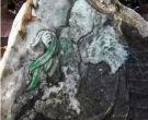 50元涨到5万,50元的翡翠砖头料经过雕刻立马翻了1000倍!