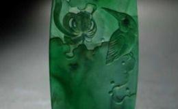 翡翠雕刻选材需要注意哪些小细节