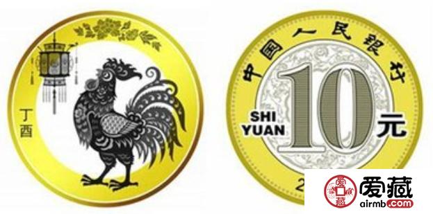 2017年鸡年纪念币发行量那么多为什么还更具收藏价值?