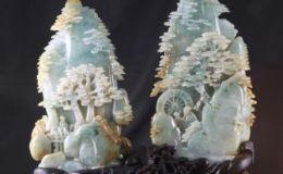 好的翡翠雕件需要具备哪些特点 你了解吗
