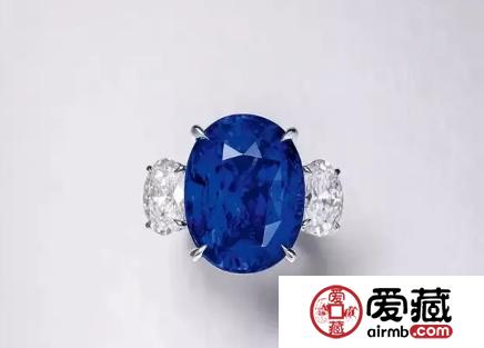 1克拉蓝宝石价格 1克拉蓝宝石有多大