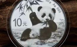 央行熊猫金币 2020版熊猫金币