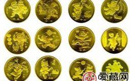 生肖紀念幣價格多少錢?第一輪十二生肖紀念幣收藏價格表
